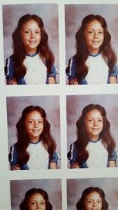 Second grade me